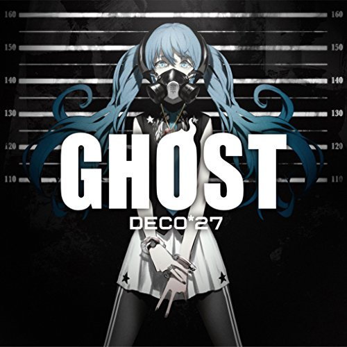 [Album] DECO*27 – GHOST (2016.09.28/MP3/RAR)