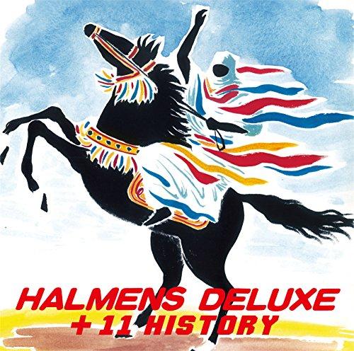 [Album] ハルメンズ – ハルメンズ・デラックス+11ヒストリー (2016.09.21/MP3/RAR)