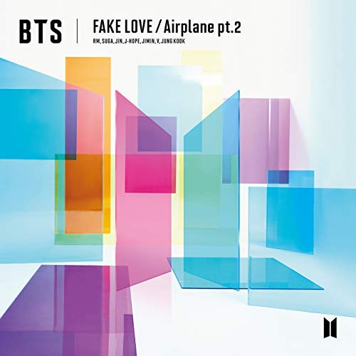 [Single] BTS (防弾少年団) – FAKE LOVE (2018.11.06/AA/RAR)